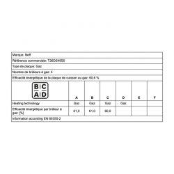 LAVE VAISSELLE INTEG.14CV 10L 44DB INOX CLASSE A++