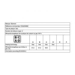 L.LINGE 8KGS 1400TRS 6 MDD CLASSE A+++ SILVER
